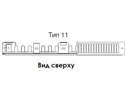 Радиатор Buderus K-Profil тип 11
