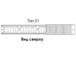 Радиатор Buderus K-Profil тип 21
