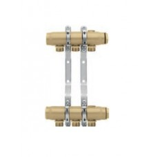 Коллектор радиаторный стальной на 4 выхода KAN G1*1/4
