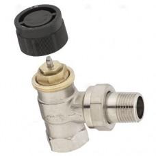 Клапан термостатический Oventrop угловой