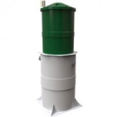 Автономная канализация Kolo Vesi 8 Prin в низком корпусе